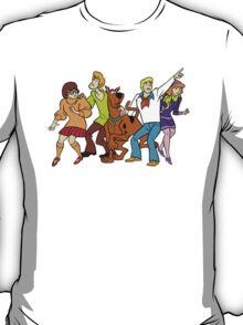 Scooby Doo Cartoon Funny 1 T-Shirt