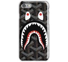 bape shark goyard iPhone Case/Skin