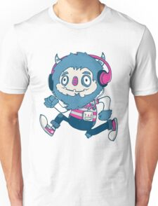 Funky Monster Beats Unisex T-Shirt