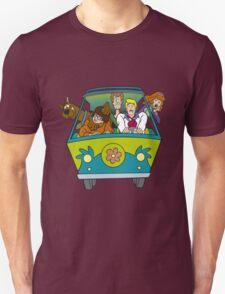 Scooby Doo Cartoon Funny 3 T-Shirt