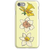 Daffodil - March Birth Flower iPhone Case/Skin
