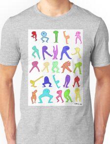 Wiggly Pals Unisex T-Shirt