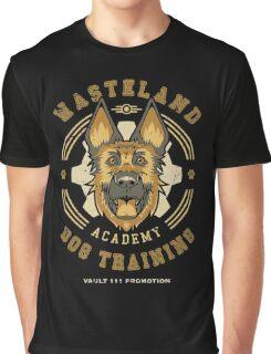 Dogmeat Training Academy Graphic T-Shirt