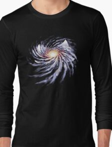 Spacetime Story Long Sleeve T-Shirt