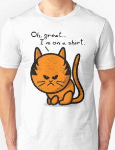 Grumpy cat worn out on shirt T-Shirt