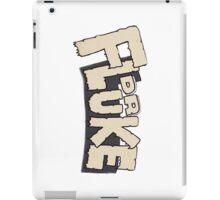 // Dr Fluke // Don't Stop Superheroes // Luke // iPad Case/Skin