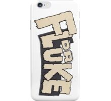 // Dr Fluke // Don't Stop Superheroes // Luke // iPhone Case/Skin