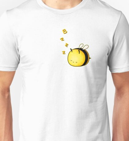 Sleepy Bee Unisex T-Shirt