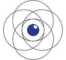 Erudite Eye - Black & Blue by MusicandWriting