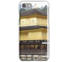 Kinkaku-ji iPhone Case/Skin