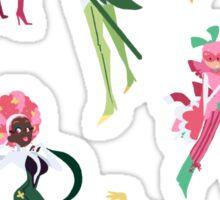 more plant girls Sticker