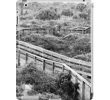 Winding Boardwalk iPad Case/Skin