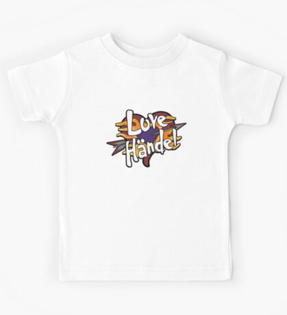 Love Handel - Band Kids Tee