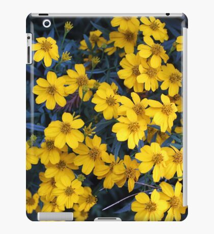 Spring Yellow iPad Case/Skin