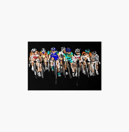 Tour de France Art Board