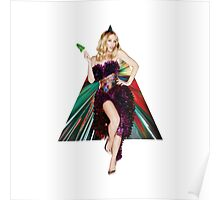 Kylie Minogue Snow White Christmas Poster