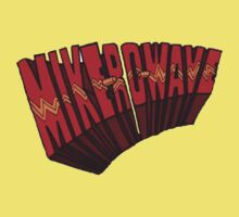 // Mike-Ro-Wave // Don't Stop Heroes // Michael // Kids Clothes