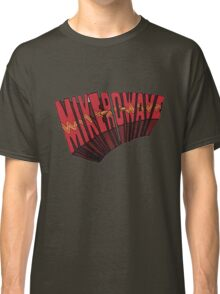 // Mike-Ro-Wave // Don't Stop Heroes // Michael // Classic T-Shirt