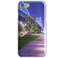 Race Street Pier - Philadelphia, PA iPhone Case/Skin