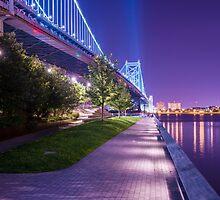 Race Street Pier - Philadelphia, PA by Jason Heritage