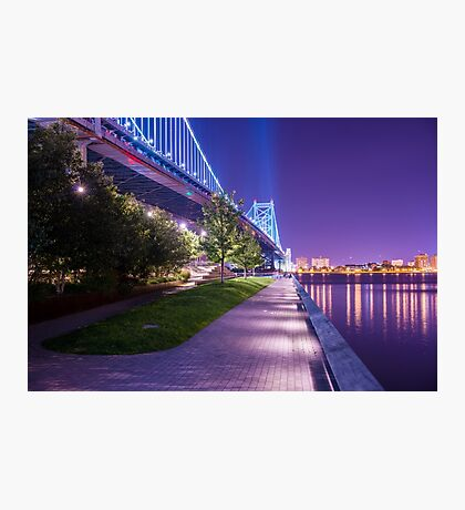 Race Street Pier - Philadelphia, PA Photographic Print