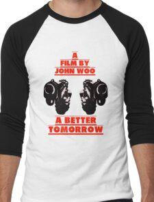 A Better Tomorrow Men's Baseball ¾ T-Shirt