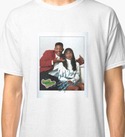 Will & Ashley - Fresh Prince of Bel-Air Classic T-Shirt