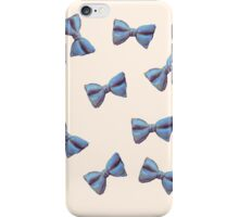 Scattered Bow Ties iPhone Case/Skin