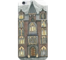 pendle hall iPhone Case/Skin