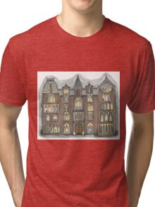 pendle hall Tri-blend T-Shirt