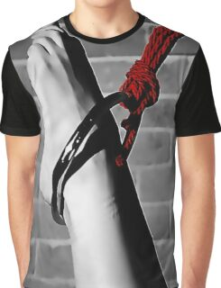 BDSM love - Feet and red Graphic T-Shirt