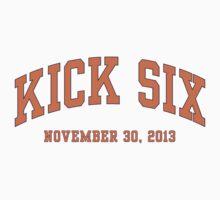 Kick Six Kids Clothes