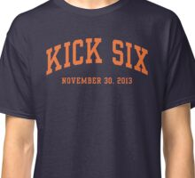 Kick Six Classic T-Shirt