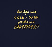 Her Life Was Cold & Dark by lesmiztumblr