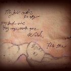 World, Kiss Me by Erika .