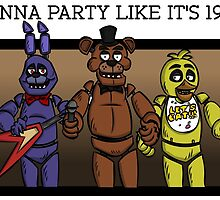 Party Like It's 1987 by BigfootAlley