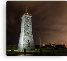 Time tower - Williamstown Canvas Print