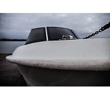 The Bow Of the Boat Photographic Print