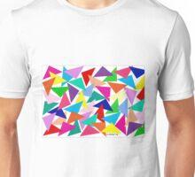 52 TRIANGLES Unisex T-Shirt