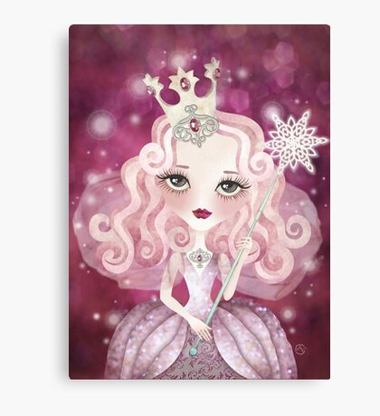 The Good Witch Canvas Print