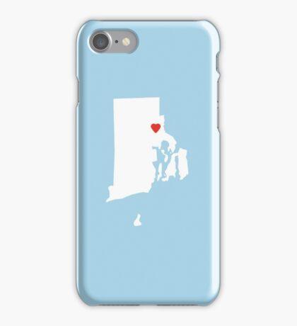 Rhode Island Love iPhone Case/Skin