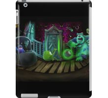 Haunted Monsters Inc iPad Case/Skin