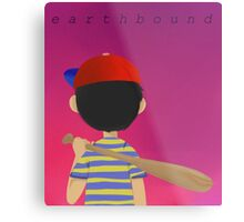 earthbound / mother 2 Metal Print