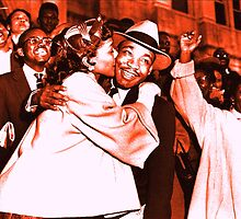 CORETTA-MARTIN LUTHER KING JR by KEITH  R. WILLIAMS