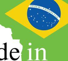 Made in Brazil - Bodbeli Sticker