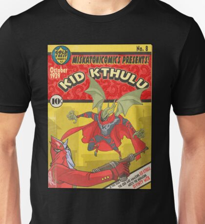 Miskatonicomic Presents No.8: Kid Kthulu... T-Shirt