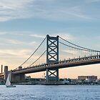 Sailing Philly - Philadelphia, PA by Jason Heritage