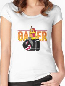 GAMER 3 Women's Fitted Scoop T-Shirt