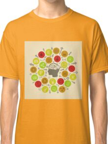 Abstraction a science Classic T-Shirt