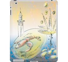 The Crab iPad Case/Skin